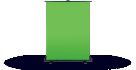 Elgato Collapsable Green Screen Panel